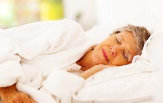 Seniors Enjoy a Better Night's Sleep